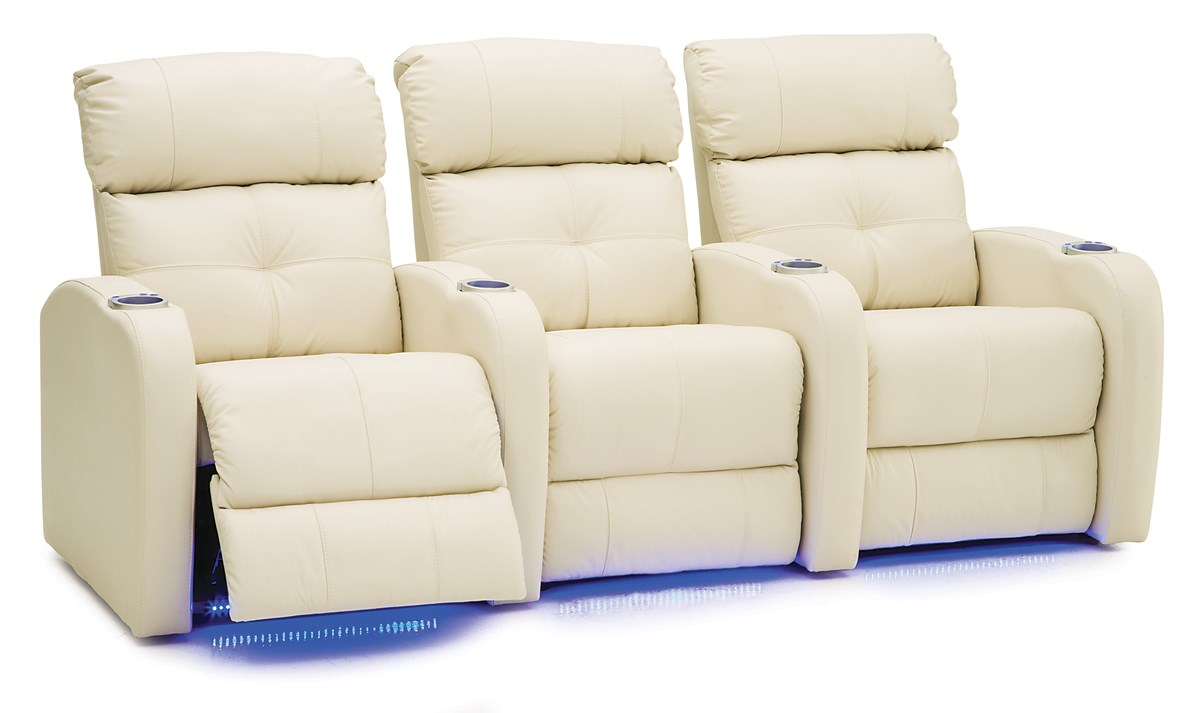 The Stereo Theater Seating by Palliser